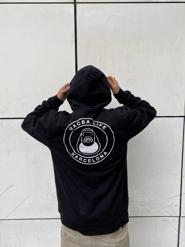 macba life hood black