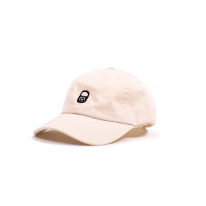 MACBA LIFE DAD CAP WHITE FRONT