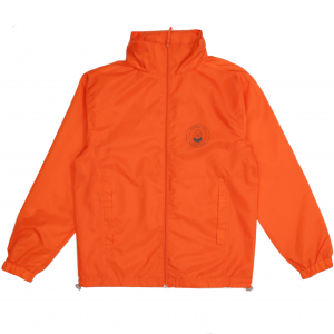 MACBA LIFE WINDBREAK ORANGE FRONT