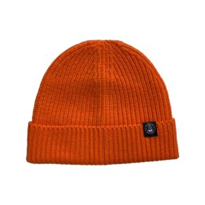 MACBA LIFE OG LOGO BEANIE S ORANGE
